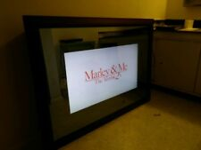 "39"" Sharp Liquid Crystal Framed MIRROR TV"