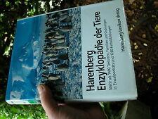 HARENBERG Enzyklopädie großes LEXIKON - Enzyklopädie der Tiere - Fauna fotos!!