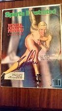 Eric Heiden February 11, 1980 signed Sports Illustrated magazine -Olympic legend