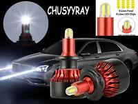 4 seitiger Umbausatz für H7 LED Scheinwerferlampen CSP Chips High/Low Beam Weiß