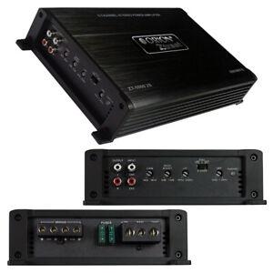 Orion Ztreet Amplifier 5000 Watt 2 Channel