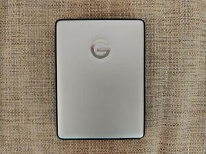 G-Technology G|Drive Mobile External Hard Drive 4TB