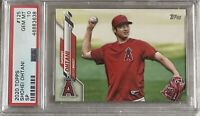 2020 Topps Shohei Ohtani SP #125 PSA 10 Angels - Pop: 7 🔥