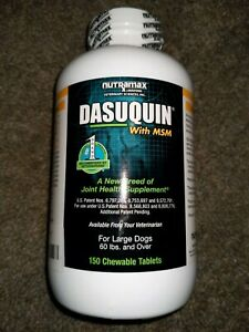 Dasuquin for Large Dogs - 150 Count