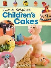 Fun & Original Children's Cakes, Parrish, Maisie, New Book