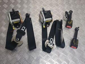 Set Riemen Sicherheit Vorne - Nissan Micra 5 Türen Von Nov.2010 bis August 2013
