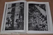 1945 magazine article about BORNEO, Dutch Womans point of view, Dyak natives etc