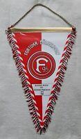 *RAR* Orig. Großer 40 cm Wimpel Fortuna Düsseldorf Bundesliga Fussball DFB F95