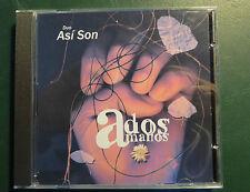 A Dos Manos by Duo Asi Son   (Cuban CD 2015)
