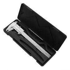 Portable Metal Millimeter Vernier Slide Caliper Ruler Gauge Measuring Tool Sale