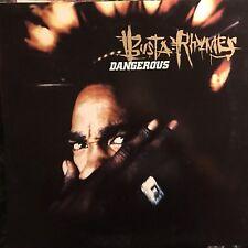 BUSTA RHYMES • Dangerous • Vinile 12 Mix • 1997 ELEKTRA
