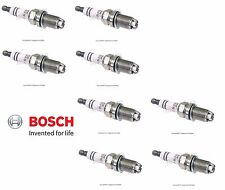 BMW E31 840Ci E32 740i E34 530i 540 E38 E39 Set of 8 BOSCH Spark Plugs FR-7-LDC+