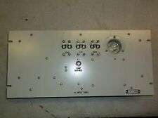 Saturn 30 Smp AC Input Panel *FREE SHIPPING*
