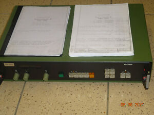 KBZ 1300 mit EU und SU,  RFT / Funkwerk-Köpenick