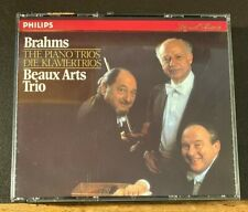 Brahms: The Piano Trios Die Klaviertrios  Beaux Arts Trio  - CD -  DISC 1 Only