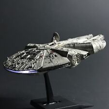 PRO BUILT Mini 1/350 Scale Millennium Falcon W/LIGHTING Prop Replica Star Wars