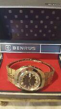 BENRUS Electronic Citation watch vintage