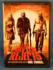 The Devil's Rejects with Sid Haig & Bill Moseley  *DVD*