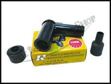TRIUMPH NORTON BSA NGK 5K 5000 OHM SPARK PLUG CAP BOYER SPARX PN# TBS-38-1001