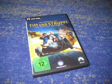 Las aventuras de Tintín el secreto del unicornio en DVD funda alemán