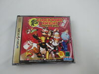 Clock work Knight Fukubukuro calendar Segasaturn Japan Ver Sega Saturn