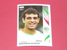 274 EMAN MOBALI IRAN PANINI FOOTBALL GERMANY 2006 WM FIFA WORLD CUP