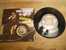 WIERD AL YANKOVIC THIS IS THE LIFE / BUY ME A CONDO 7 INCH SINGLE 1984 PROMOTION