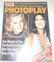 Photoplay Magazine Ann-Margret & Cher August 1973 072914R