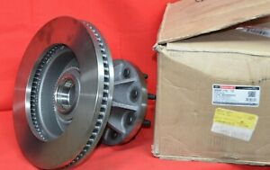 NOS Ford Front Disc Brake Rotor & Hub BRRF-115 E350 E450 Super Duty 2008-17 Van
