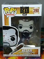 The Walking Dead Negan Pop #390 Vinyl Figure Funko Aus Seller