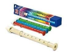 Flöte Kinderflöte zum Üben und Einsteigen Musik & Instrumente Blockflöte OVP Plaste NEU Spielzeug