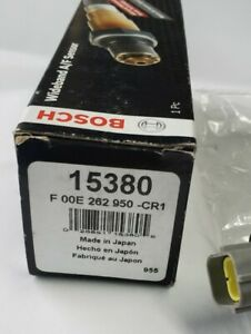 Oxygen Sensor-Validated Bosch 15380