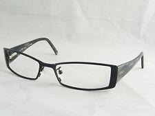 Fendi F 602 001 Eyeglass Frames Only 52 16 135