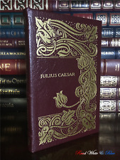 Easton Press Julius Caesar by William Shakespeare Mint Leather Bound Collectible