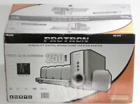 Protron 5.1 Dolby Sound Home Theater DVD System PDS-2315 SEALED