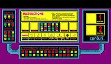 Pleiades cpo (control panel overlay) RARE!