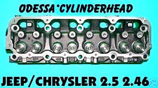 NEW JEEP CHRYSLER 2.5 2.46 OHV CYLINDER HEAD CAST# 117 & 403 YEARS 89-02