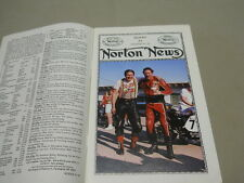 Norton News, # 86 Winter 1991-92, US and Canadian Norton Owners Association  d25