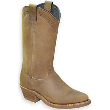 Abilene Women's Cowhide Western Boots 2124- Dirty Brown size 10 M NEW
