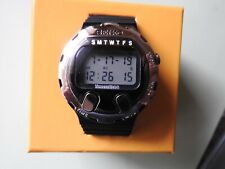 NEW OLD STOCK SEIKO MA52-4A60 LCD DIGITAL QUARTZ MESSENGER WATCH