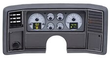 Dakota Digital 78-88 Chevy Monte Carlo Customizable Dash Gauges Kit HDX-78C-MC-S