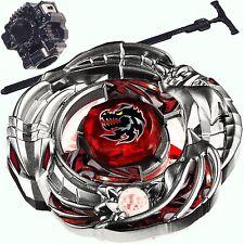 Dark Knight Dragooon / Ronin Dragoon Beyblade STARTER SET w/ Launcher & Ripcord!