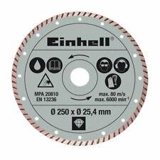 Einhell Diamant Trennscheibe 250x25,4mm turbo