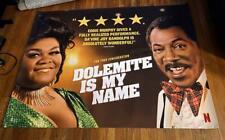 DOLEMITE IS MY NAME EDDIE MURPHY 5FT SUBWAY MOVIE POSTER 2019