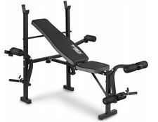 TREX Folding Weight Bench. Gym condition NEW!! Muscle training and healthy life!