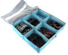 Periea debajo de la cama Zapatero Caja de zapato fuerte con Tapa, Solution SH21