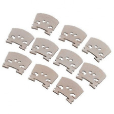 Lsgoodcare 10pcs Full Size 4/4 Violin Maple Bridge Parts Other Accessories Gear