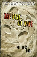 The Rise of Nine (Lorien Legacies, Book 3) by Pittacus Lore