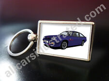 OPEL MANTA GTE EXCLUSIVE HATCHBACK KEY RING. CHOOSE YOUR CAR COLOUR.