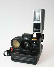 Polaroid Sonar One-Step SX-70 camera w/electronic flash
